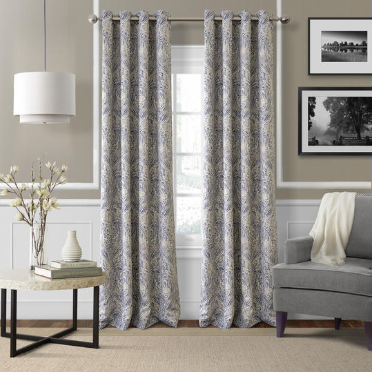 Julianne Blackout Single Curtain Panel