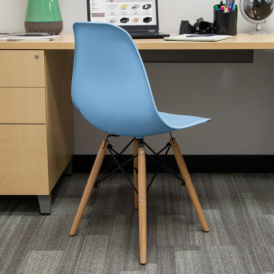 Iris Shell Side Chairs
