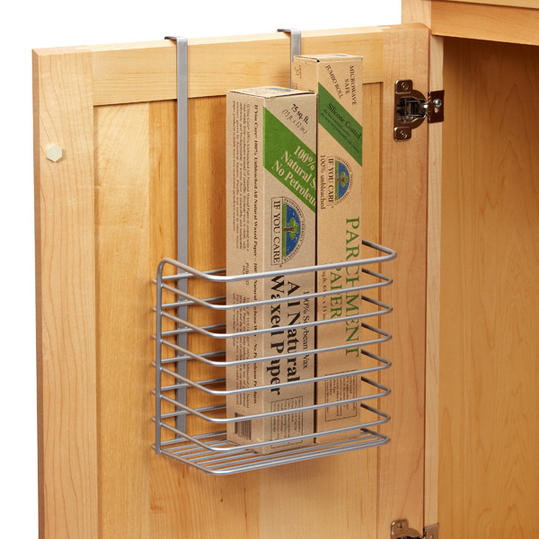 Polytherm Over-the-Cabinet Tall Basket