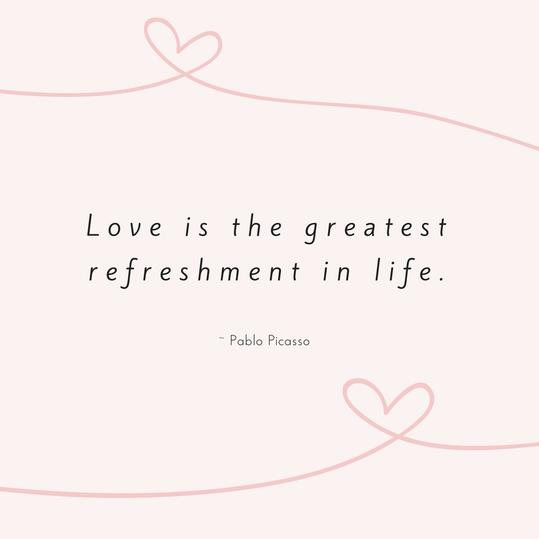 Pablo Picasso Love Quote