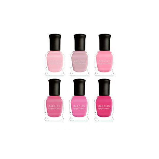 Pretty in Pink Nail Set