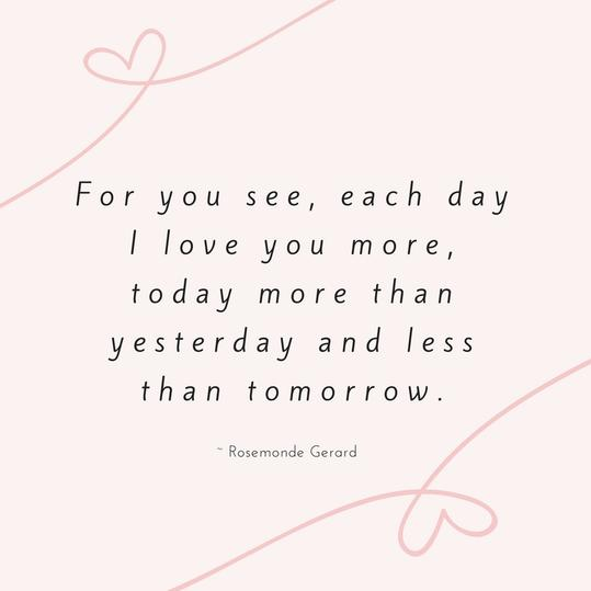 Rosemonde Gerard Love Quote