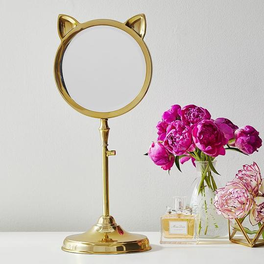 The Emily & Meritt Desktop Mirror