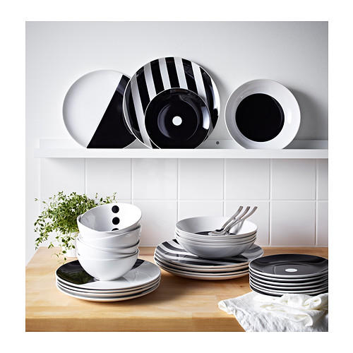 Tickar Dinnerware