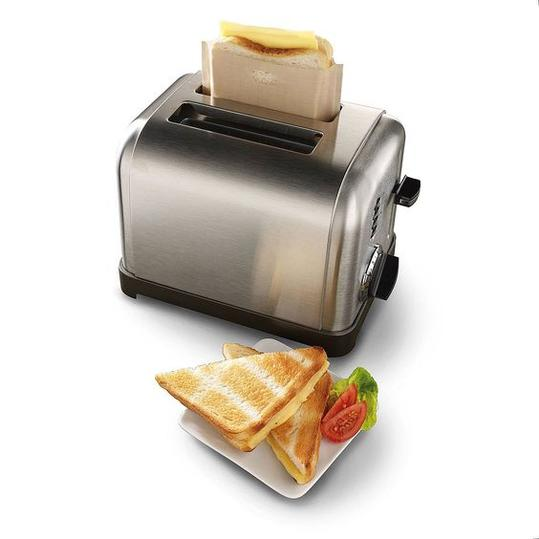 Toaster Grilled Cheese Pouches