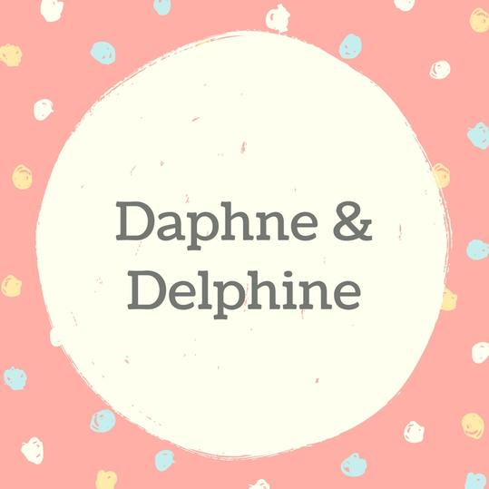Twin Names: Daphne and Delphine