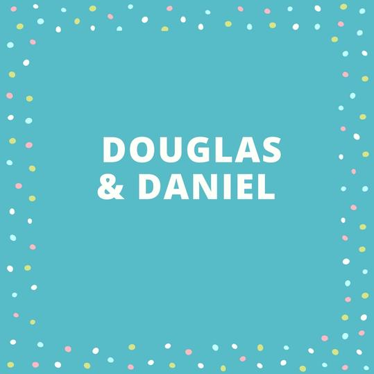 Twin Names: Douglas and Daniel