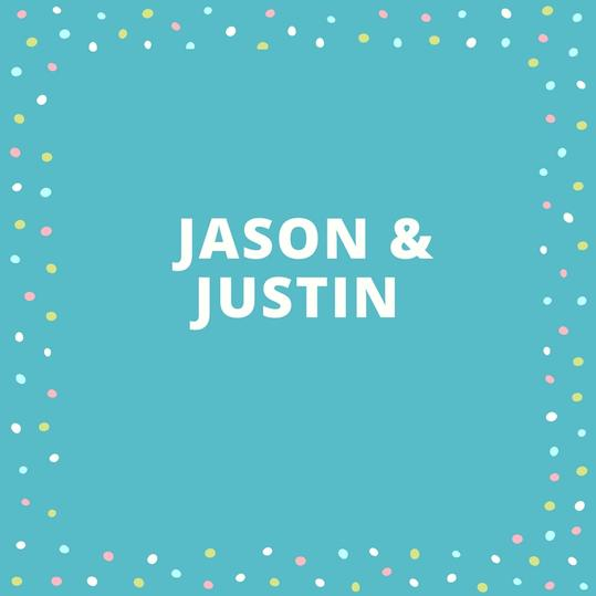 Twin Names: Jason and Justin