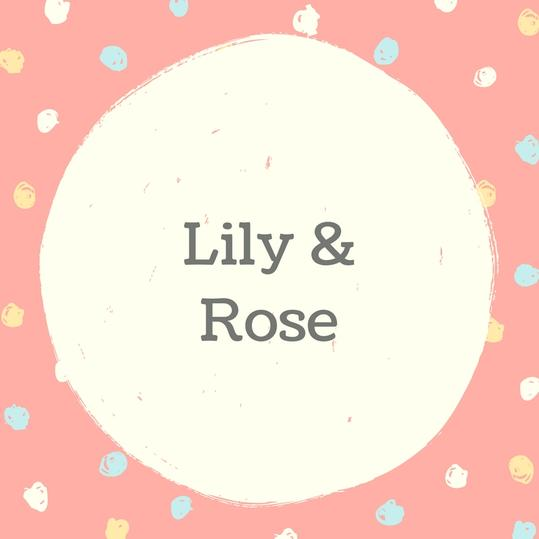 Twin Names: Lily and Rose