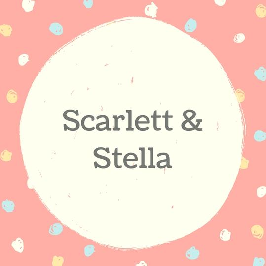 Twin Names: Scarlett and Stella