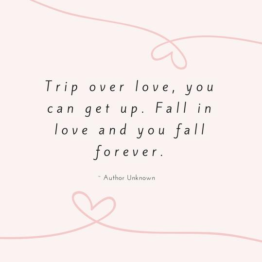 Unknown Love Quote