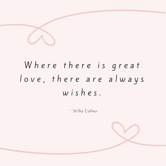 Willa Cather Love Quote