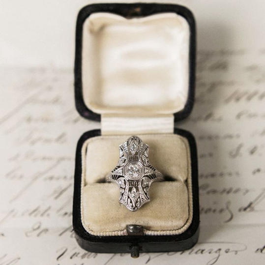Breathtaking Engagement Rings from Each Decade Southern Living