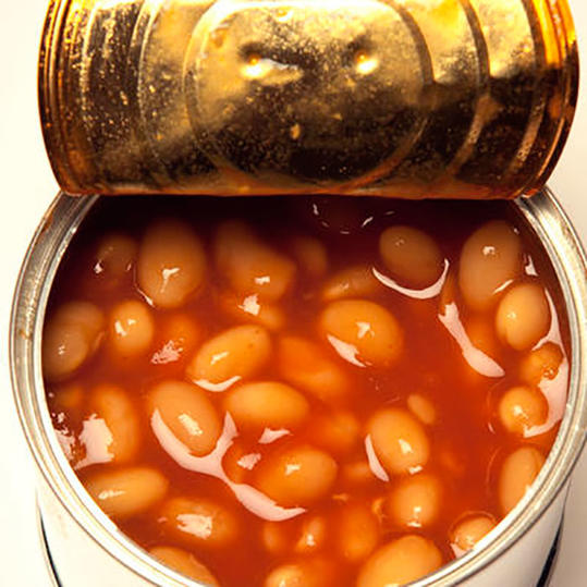 Canned Baked Beans