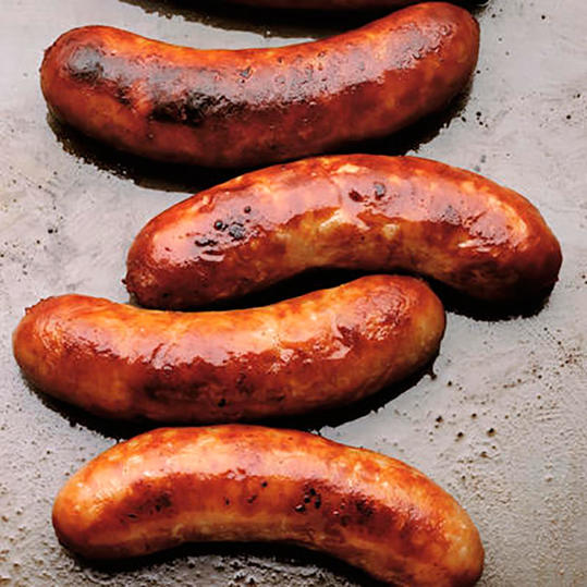 Cooked Sausage Processed Meat