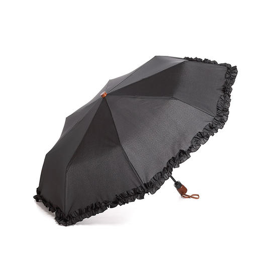 Bloomingdale's Ruffle Umbrella