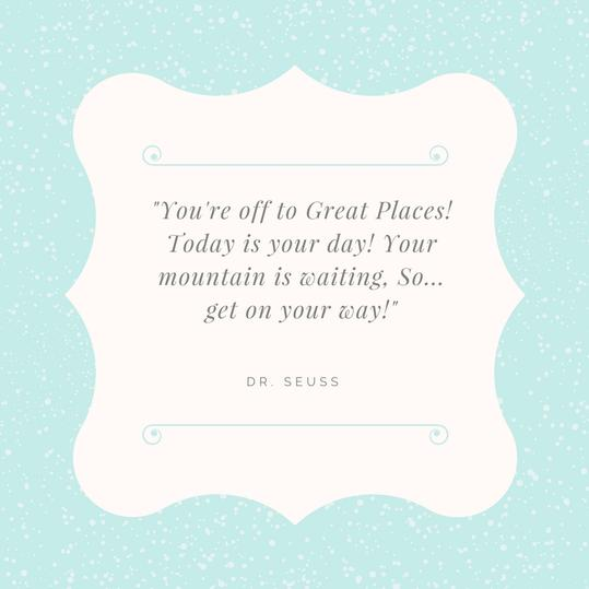 Our Favorite Dr Seuss Quotes Southern Living