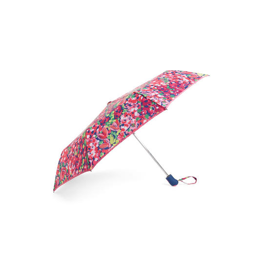 Lilly Pulitzer Wild Confetti Telescoping Umbrella