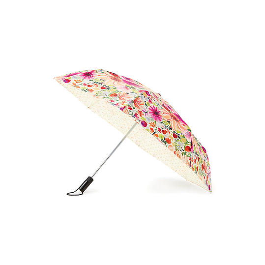 Kate Spade Off We Go Dahlia Travel Umbrella