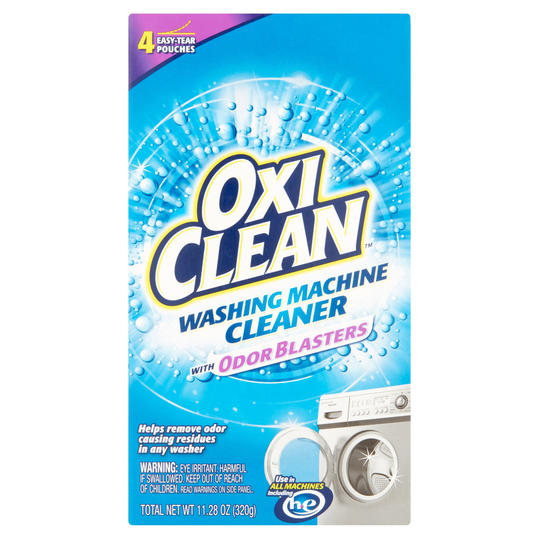 OxiClean Washing Machine Cleaner