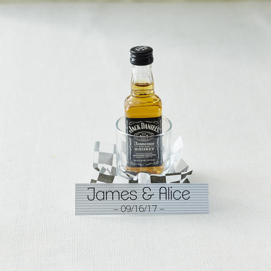 Mini Bottle of Jack