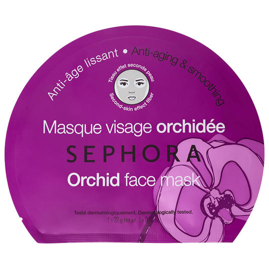 Sephora Collection Orchid Face Mask