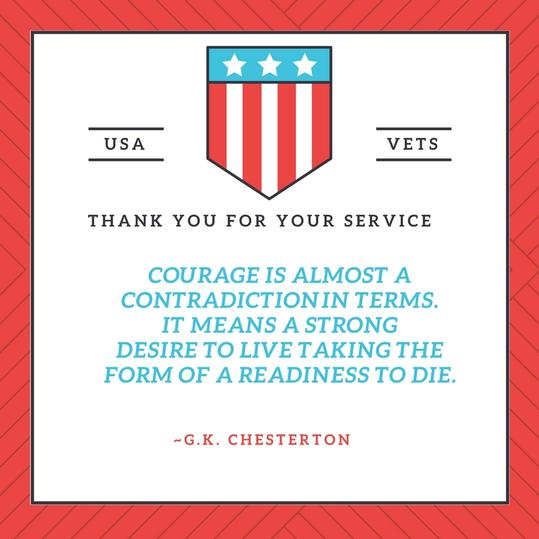 Our Favorite Veteran's Day Quotes - Southern Living