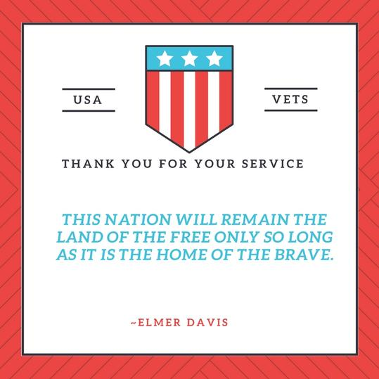 Our Favorite Veterans Day Quotes Southern Living