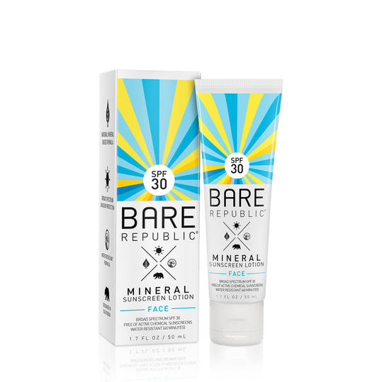 Bare Republic Mineral Face Sunscreen
