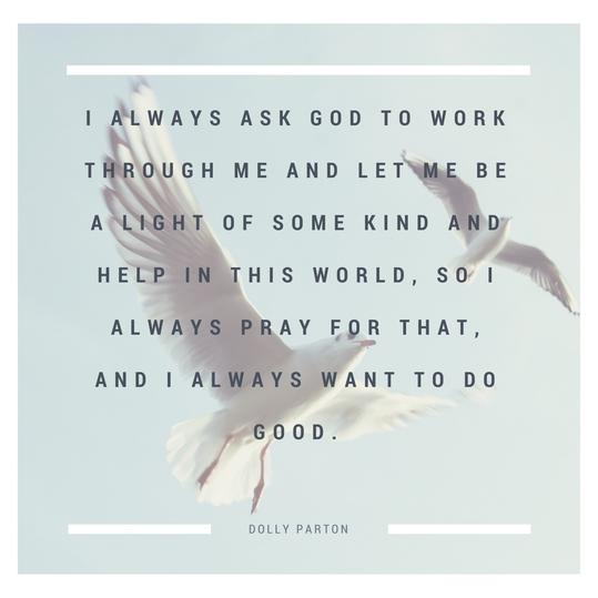 60 Quotes By Dolly On Faith And Family Southern Living Unique Faith Quotes