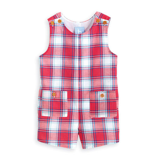 Classic Plaid Summer John John