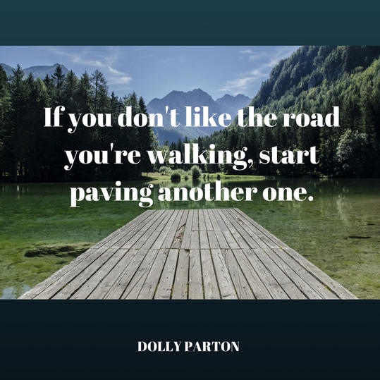 Dolly Parton on Where You're Going
