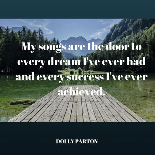 Dolly on Her Songs