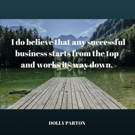 Dolly on Business Success