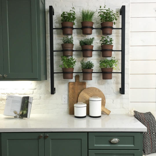 Painted Fireplace Brick Joanna Gaines