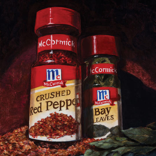 McCormick Herbs and Spices