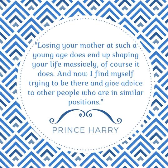 On Sharing His Mother's Wisdom