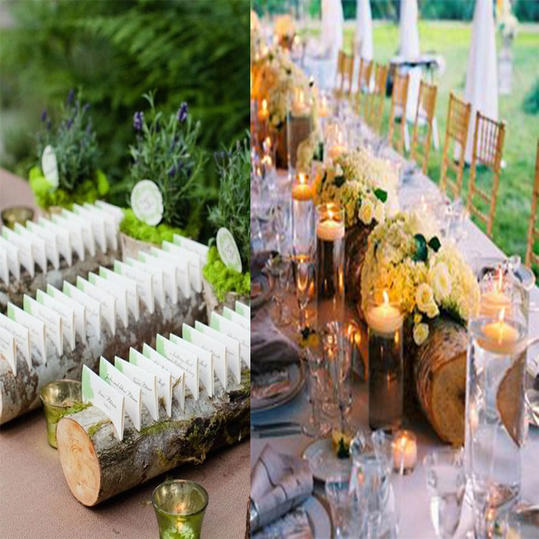 Southern Wedding Decoration Ideas: Fall Wedding Decor Ideas