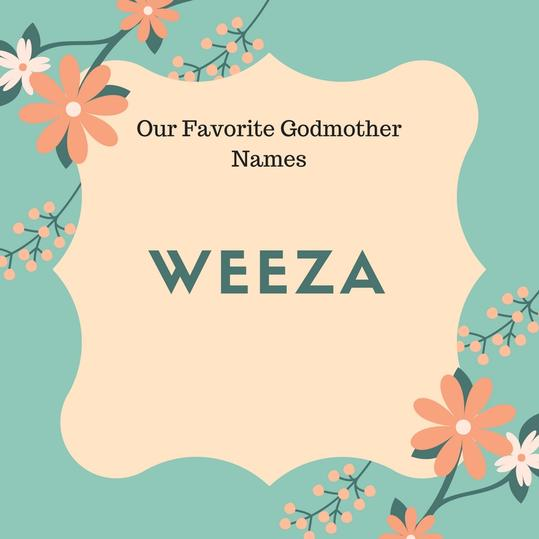RX_1705_Godmother Names_Weeza