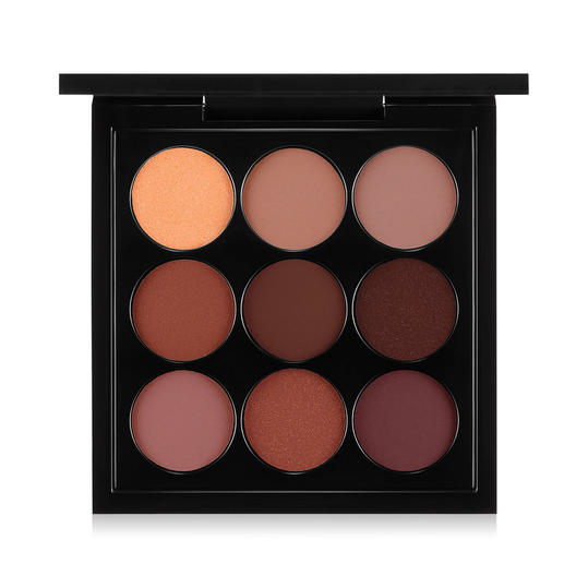 MAC Burgundy 9 Eye Shadow Palette