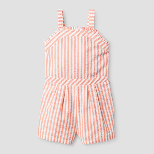 OshKosh Toddler Seersucker Romper