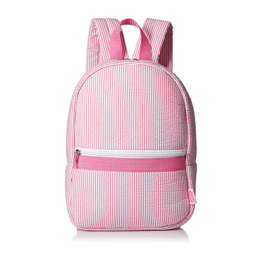 Mud Pie Seersucker Backpack for Child