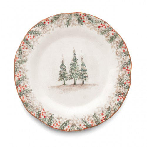 Arte Italica Natale  sc 1 st  Southern Living & Christmas China Patterns Youu0027ll Love for Your Southern Home ...