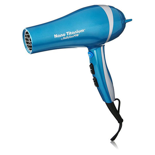 RX_1706_The Must-Have Beauty Tools That Will Simplify Your Morning Routine_BaBylissPro Nano Titanium Dryer