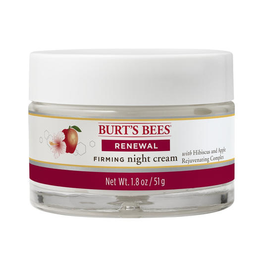 Burtu0027s Bees Renewal Firming Night Cream