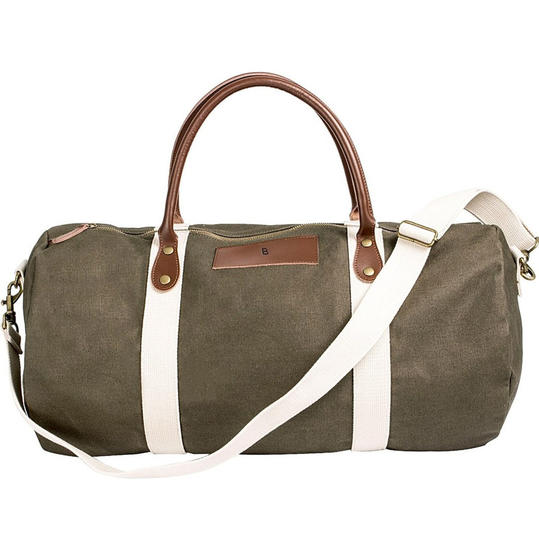 Cathy's Concept Monogram Duffel Bag