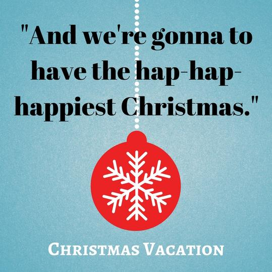 Exceptional Christmas Movie Quotes