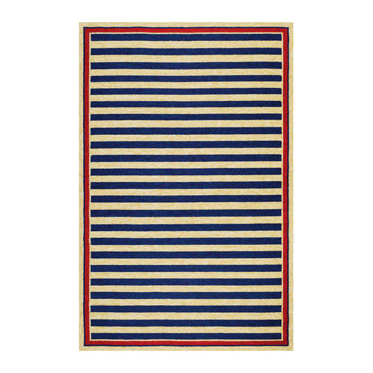Couristan Nautical Stripes Rug