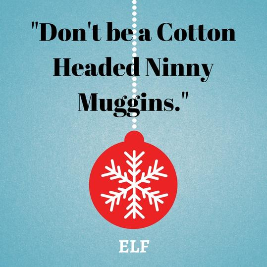 Perfect Christmas Movie Quotes