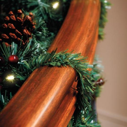 Stock Up On These Holiday Decorations Now Frontgate Faux-Pine Garland Ties